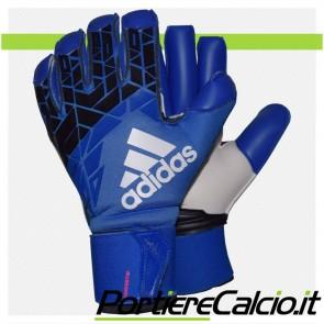 Guant i da portiere Adidas Ace Trans Fingertip blu