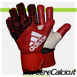 Guanti da portiere Adidas Ace Trans Pro rossi