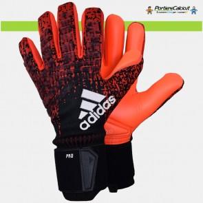 Guanti da portiere Adidas Predator Pro Active Red 19