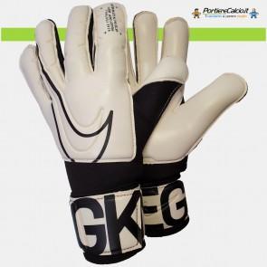 Guanti da portiere Nike GK Grip3 bianchi 19