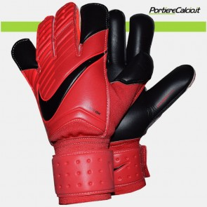 Guanti da portiere Nike GK Grip 3 rossi neri