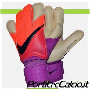 Guanti da portiere Nike GK Grip 3 rosso viola