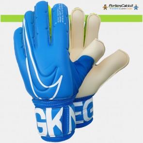 Guanti da portiere Nike Gk Spyne Pro azzurri fa19