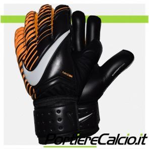 Guanti da portiere Nike Gk Spyne Pro neri arancio