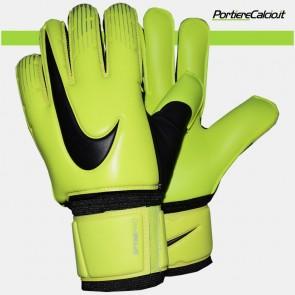Guanti da portiere Nike Gk Spyne Pro giallo fluo