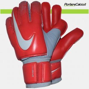 Guanti da portiere Nike Gk Spyne Pro rosso fluo