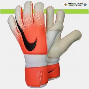 Guanti portiere Nike GK Vapor Grip3 bianco arancio