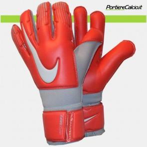 Guanti da portiere Nike Gk Vapor Grip3 rossi junior
