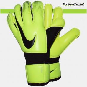 Guanti da portiere Nike Grip3 giallo fluo