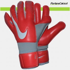 Guanti da portiere Nike Grip3 rosso fluo