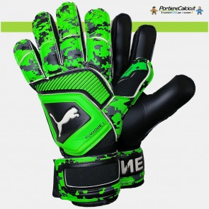 Guanti portiere Puma One Grip 1 Hacked Pack