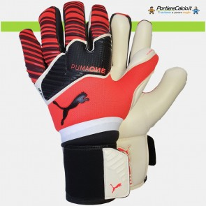 Guanti portiere Puma One 1 Hybrid Nrgy Red
