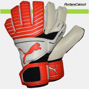 Guanti portiere Puma One Grip 17.2 Red Blast junior