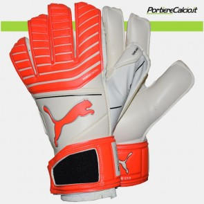 Guanti portiere Puma One Grip 17.3 Red Blast