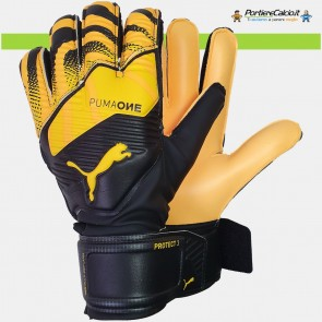 Guanti portiere Puma One Protect 3 Spark Pack