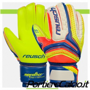 Guanti portiere Reusch Serathor Prime S1 Finger Support junior