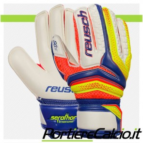 Guanti portiere Reusch Serathor SG Finger Support junior