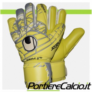 Guanti da portiere Uhlsport Eliminator Absolutgrip