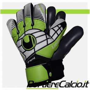 Guanti da portiere Uhlsport Eliminator Soft Graphit