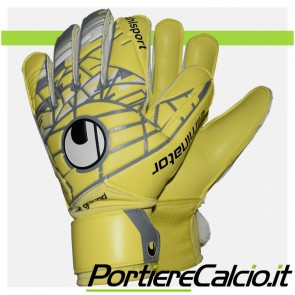 Guanti da portiere Eliminator Soft Pro gialli junior