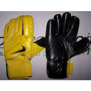 Guanti da portiere Nike Gk Gunn Cut gialli