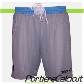Pantaloncino portiere Napoli Macron portiere grigio 2013