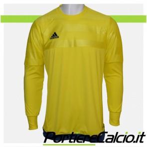 Maglia portiere Adidas Entry GK 15 gialla
