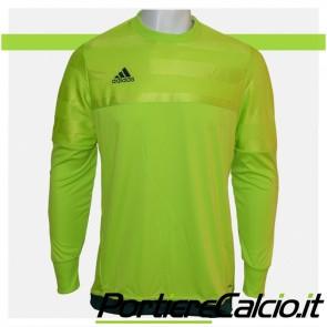Maglia da portiere Adidas Entry 15 GK Lime