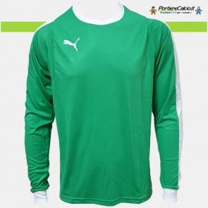 Maglia portiere Puma Liga GK verde
