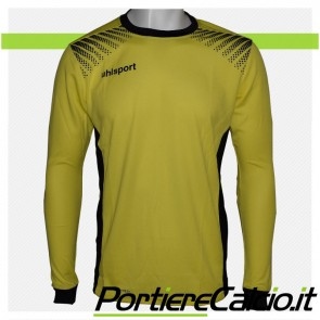 Maglia portiere Uhlsport Goal Torwartshirt LA gialla