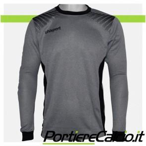 Maglia portiere Uhlsport Goal Torwartshirt LA grigia