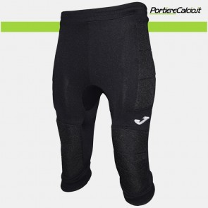 Pantalone portiere 3/4 Joma Pirata Protec nero junior
