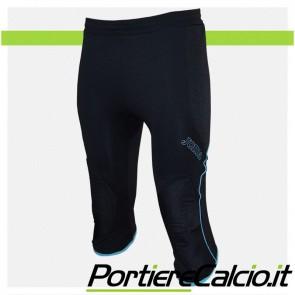 Pantalone portiere 3/4 Joma Pirata Protec turchese