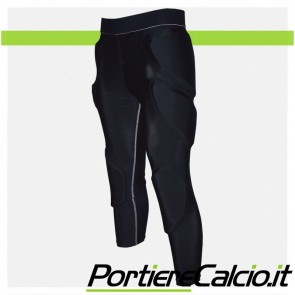 Pantalone a compressione Reusch CS Pant Padded