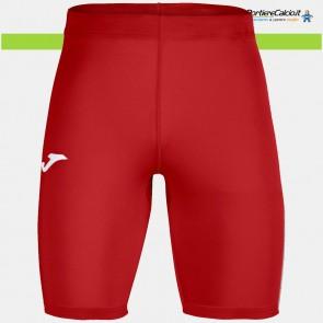 Sottopantaloncino elasticizzato Joma Brama Academy rosso