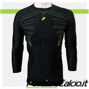 Maglia compressione Storelli Body Shield GK 3/4 Undershirt Strike