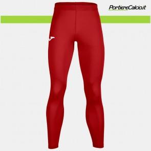 Sottopantalone elasticizzato Joma Brama Academy rosso