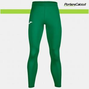 Sottopantalone elasticizzato Joma Brama Academy verde bambino