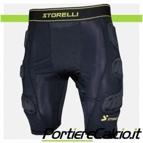 Pantaloncino compressione Storelli BodyShield Ultimate Protection Junior