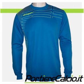 Maglia portiere Uhlsport Match GK Shirt azzurra