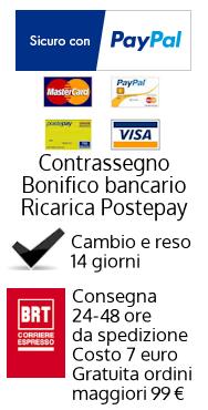 Portierecalcio.it acquisti sicuri con paypal