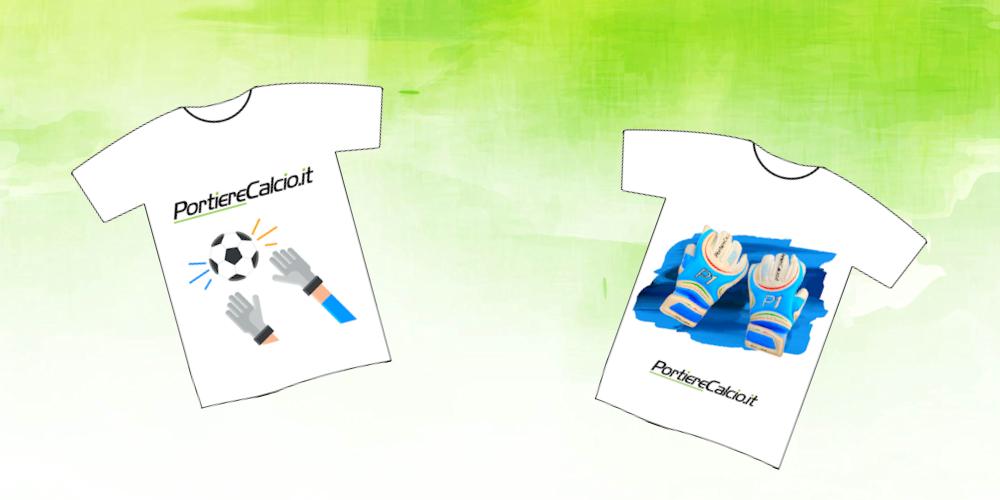 t-shirt esclusive portierecalcio.it