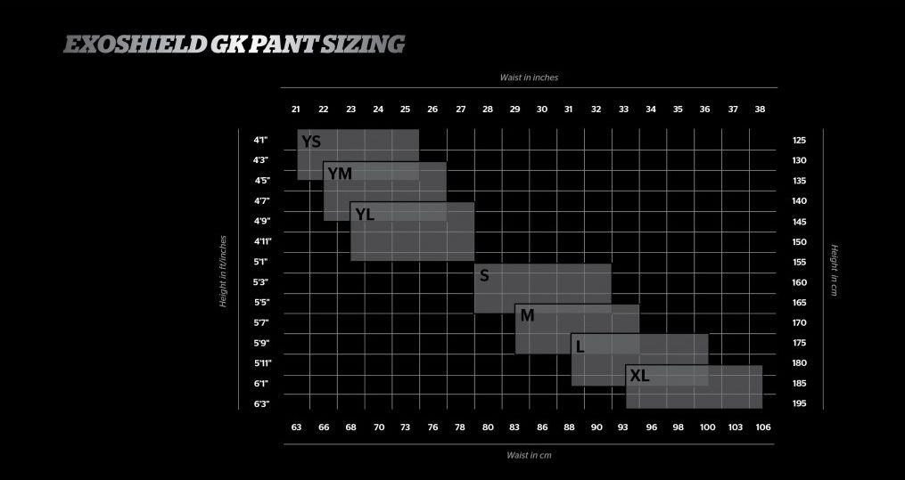 tabella misure pantalone lungo storelli