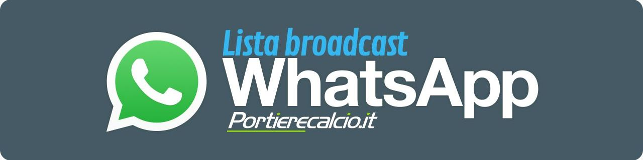 Lista WhatsApp Portierecalcio.it