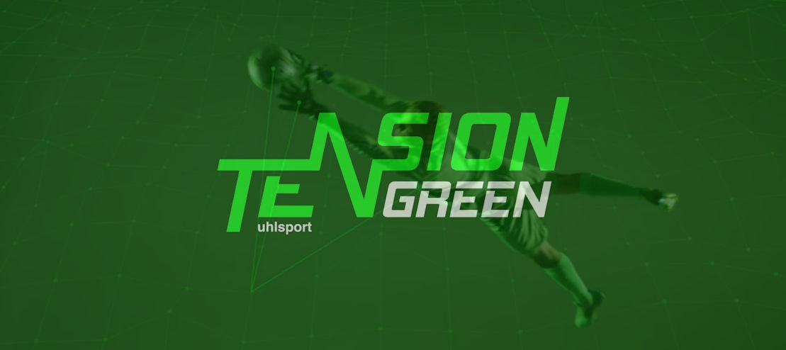 Guanti Uhlsport Tensiongreen 2018