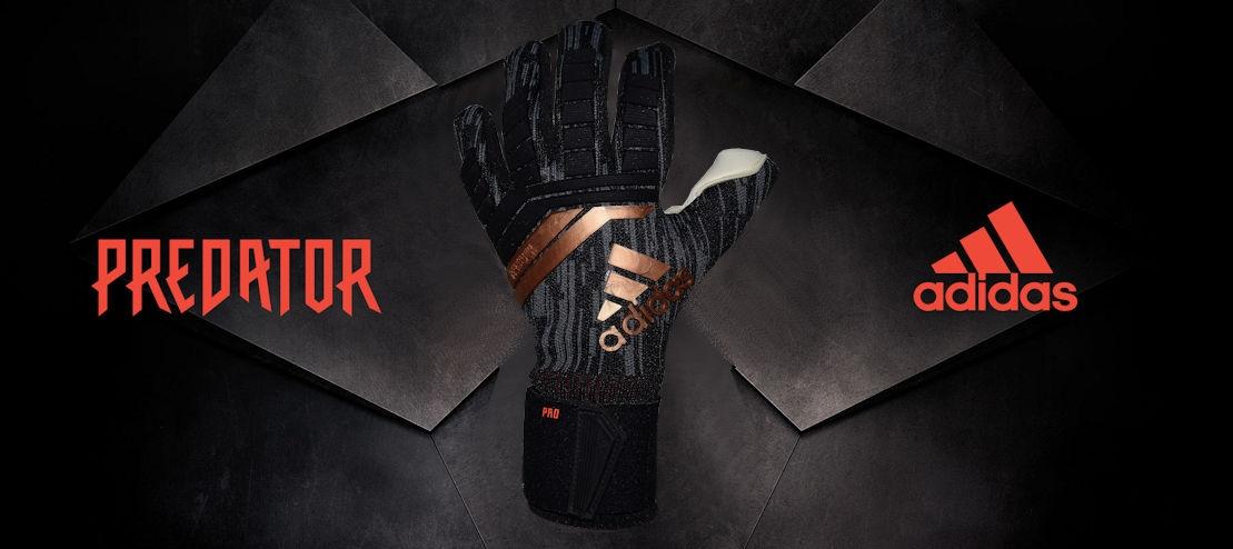 Guanti portiere Adidas Predator 2018