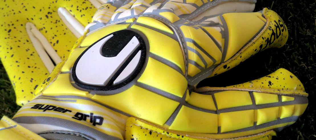 I guanti da portiere Uhlsport indossati da Handanovic. La qualità dello storico marchio per portieri