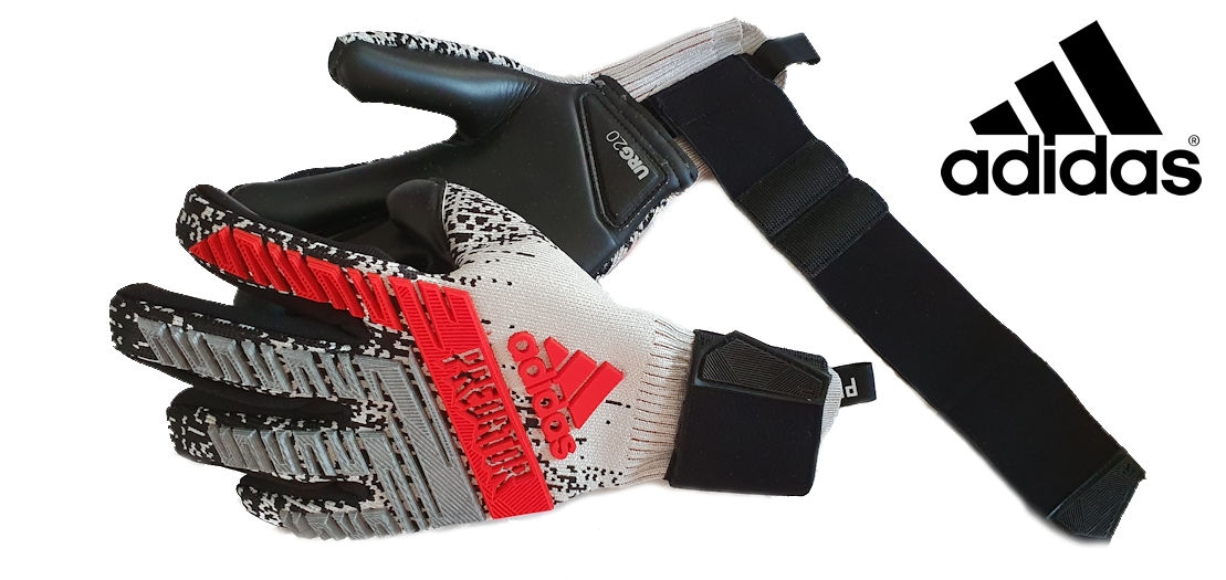 Guanti portiere Adidas Predator